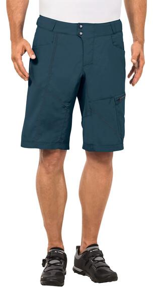 VAUDE Tamaro Shorts Men dark petrol